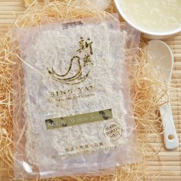 Bundle of 5: Ready-to-boil Vacuum Packed Bird's Nest Sachets