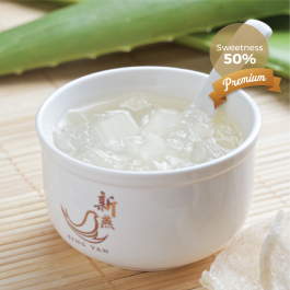 Aloe Vera Premium Selection Less Sweet
