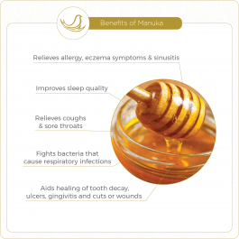 Manuka Honey Selection | 麦卢卡蜂蜜